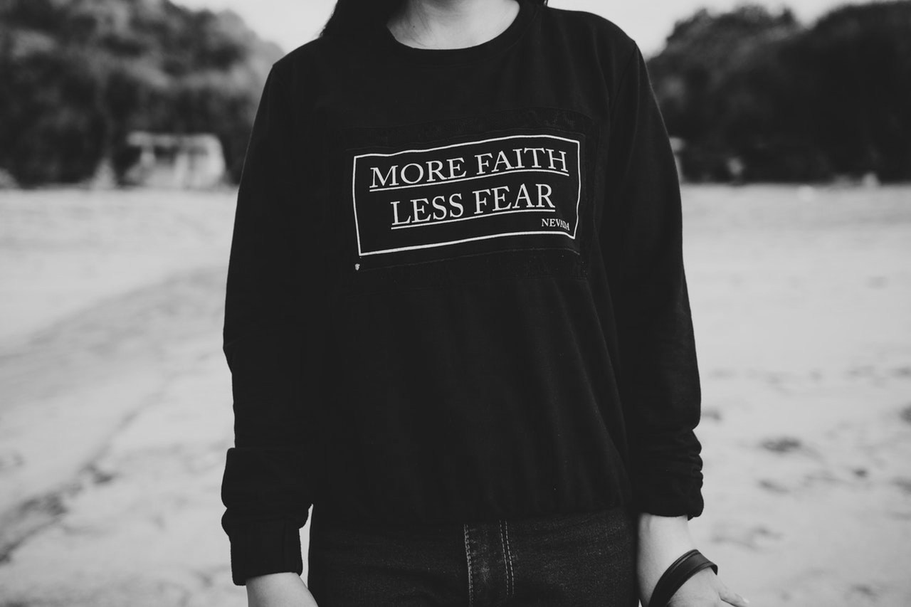 more faith less fear terri kearns